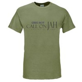 Men's shirt - CALL ON JAH