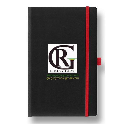 Castelli® Tucson Edge Medium Ivory Notebook w/Pen