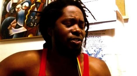 "Acoustic ""SLAVERY"" - Greg Roy"