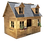 Thumbnail: ELIZABETH Two-Storey Wooden Playhouse   With Windows & Doors   Flat Packed