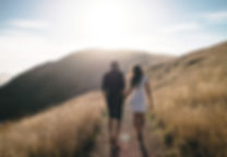 couple : marcher ensemble dan la même direction