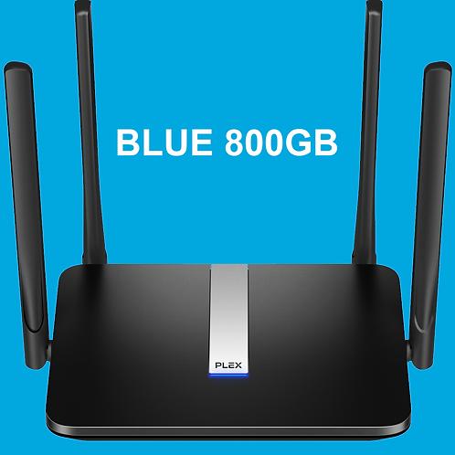 PLEX Modem +  800GB BLUE Plan Combo