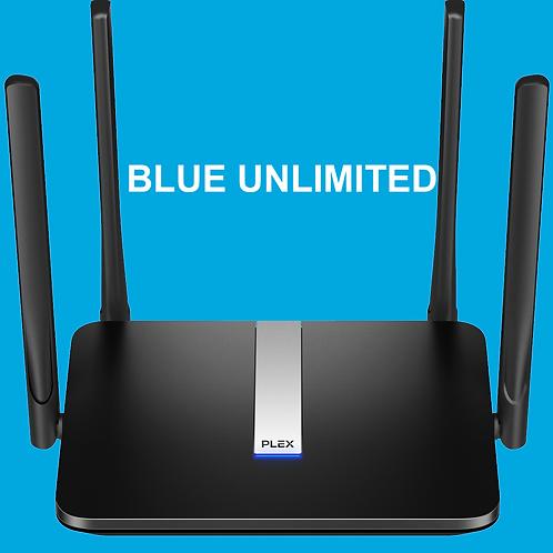 PLEX Modem +  Unlimited BLUE Plan Combo