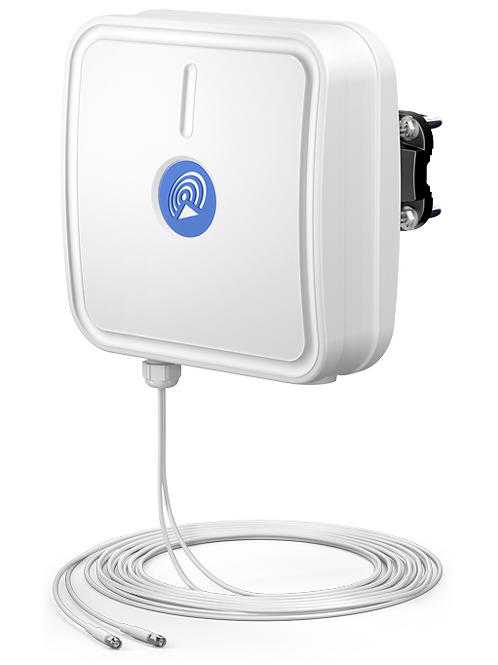 External Antenna 2x2 MIMO