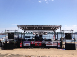 All Star Music Live Sound Setup