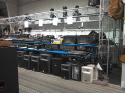Live Sound Gear offered at All Star