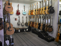 Inside All Star Music Acoustic