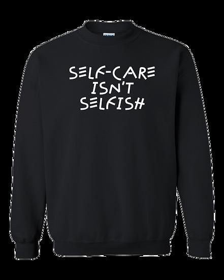 Self Care Sweatshirt