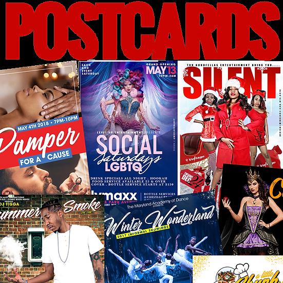 Flyers/Postcards