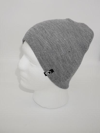 Beanie heather gray short