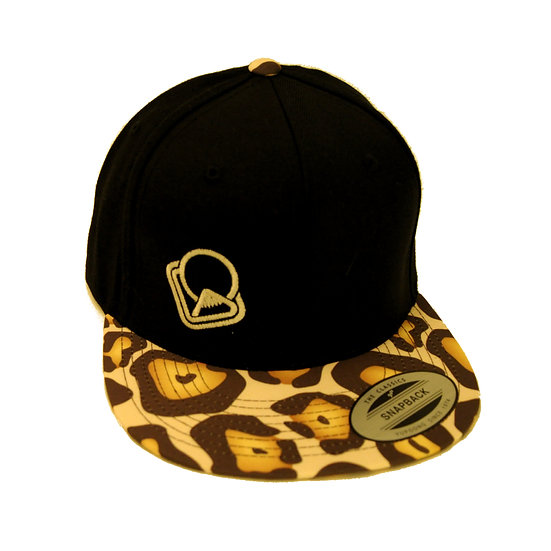 Snapback-Cap big Leopard Logo