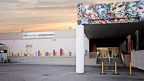 METROPOLITAN INTERNATIONAL SCHOOL OF MIAMI CAMPUS