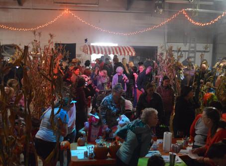 Spooktacular Halloween Carnival