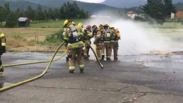 Flammable Liquid & Gas Class