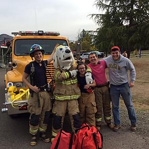 Fire Prevention Week Yoncalla Elementary