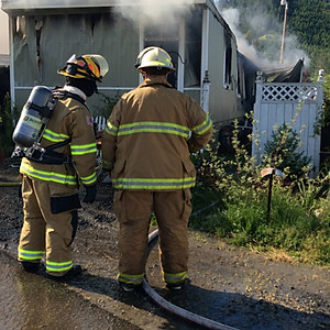 Structure Fire Williams Rd. Trailer Park