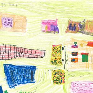 Yoncalla 2nd Grade Poster Contest