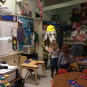 Fire Prevention Week North Douglas Elementary