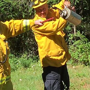 Wildland Fire Training 2016
