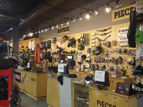 New depot : Laval Moto