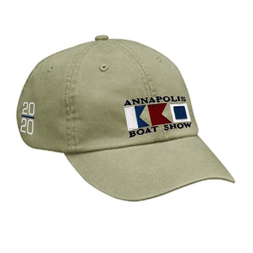 2020 Annapolis Boat Show Caps