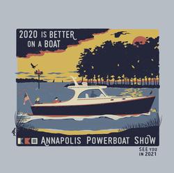 2020 Power Back Print