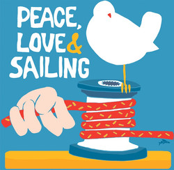 Peace Love and Sailing