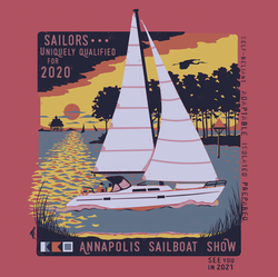 2020 Sail Back Print