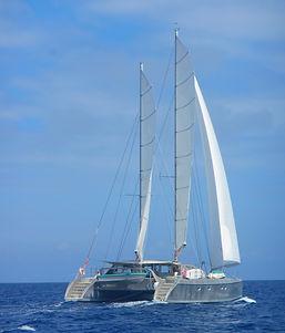 Sailing in Hapai'i Group Tonga