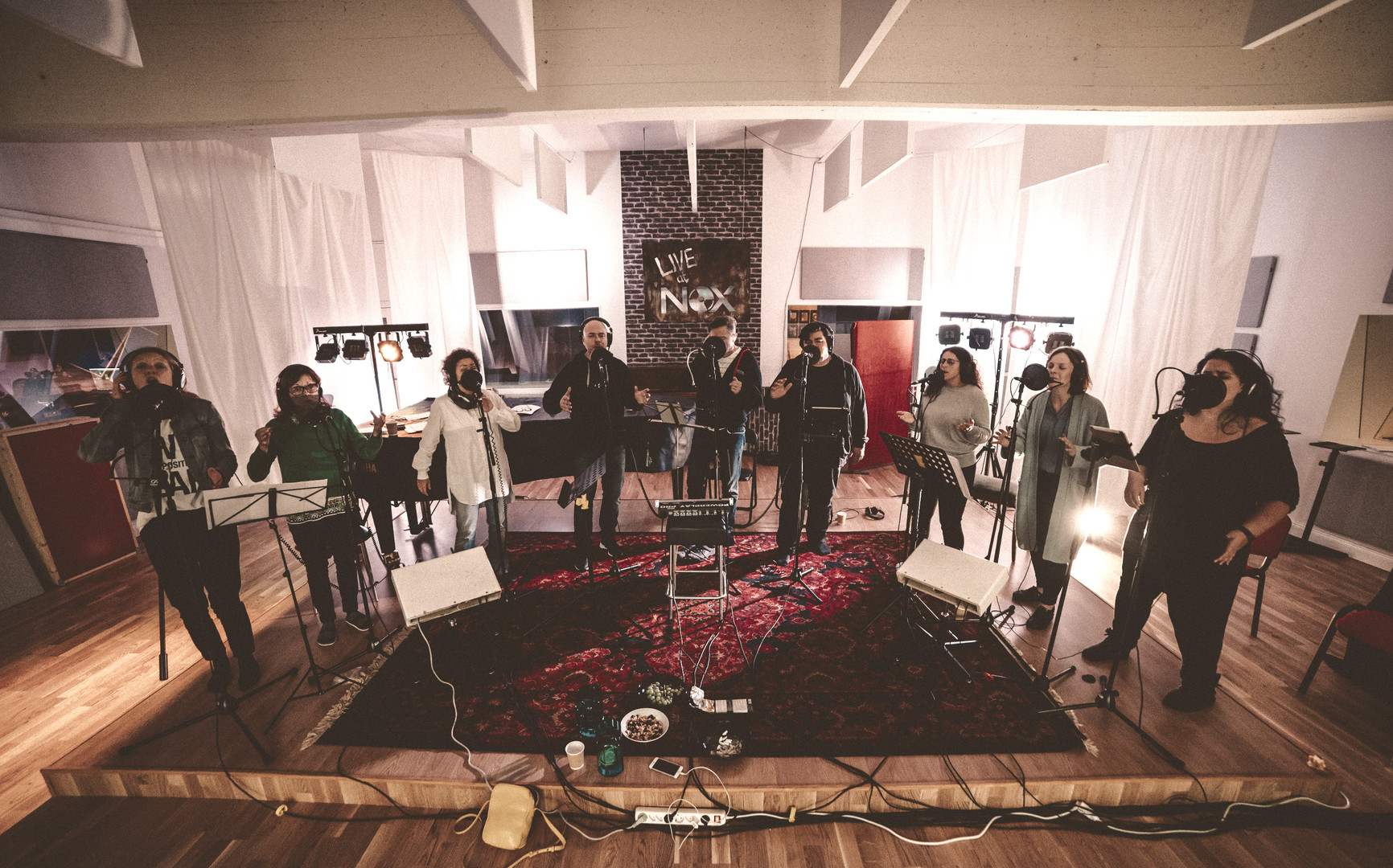 Choir recordings