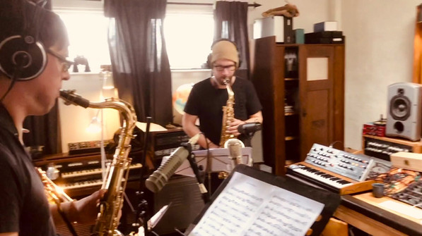A glimpse from the recordings