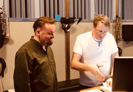 Collaboration arranger Ola Hedén & studio engineer Lars Nilsson