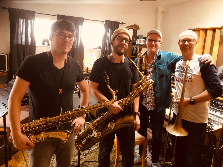 Andreas, Christoffer, Fredrik & Ola