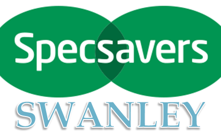 Thanks to Specsavers in Swanley