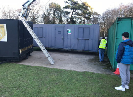 New Club House has arrived