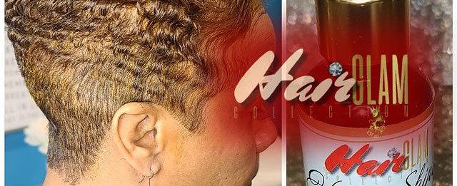 Hair Glam (Hair Shine)
