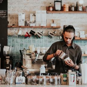 Barista - Der Barkeeper für Kaffeeliebhaber