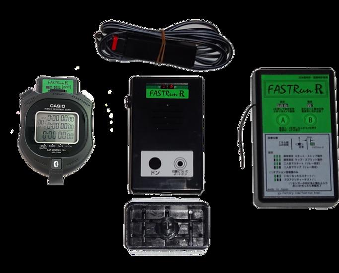 FASTRun-RセットA(音でスタートするスプリント走測定)