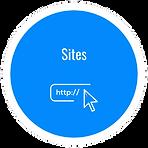 """Onglet """"Sites francophones"""""""