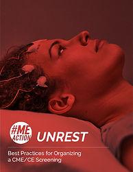 Affiche du film Unrest: Jennifer Bréa est allongée des électrodes sur le crâne