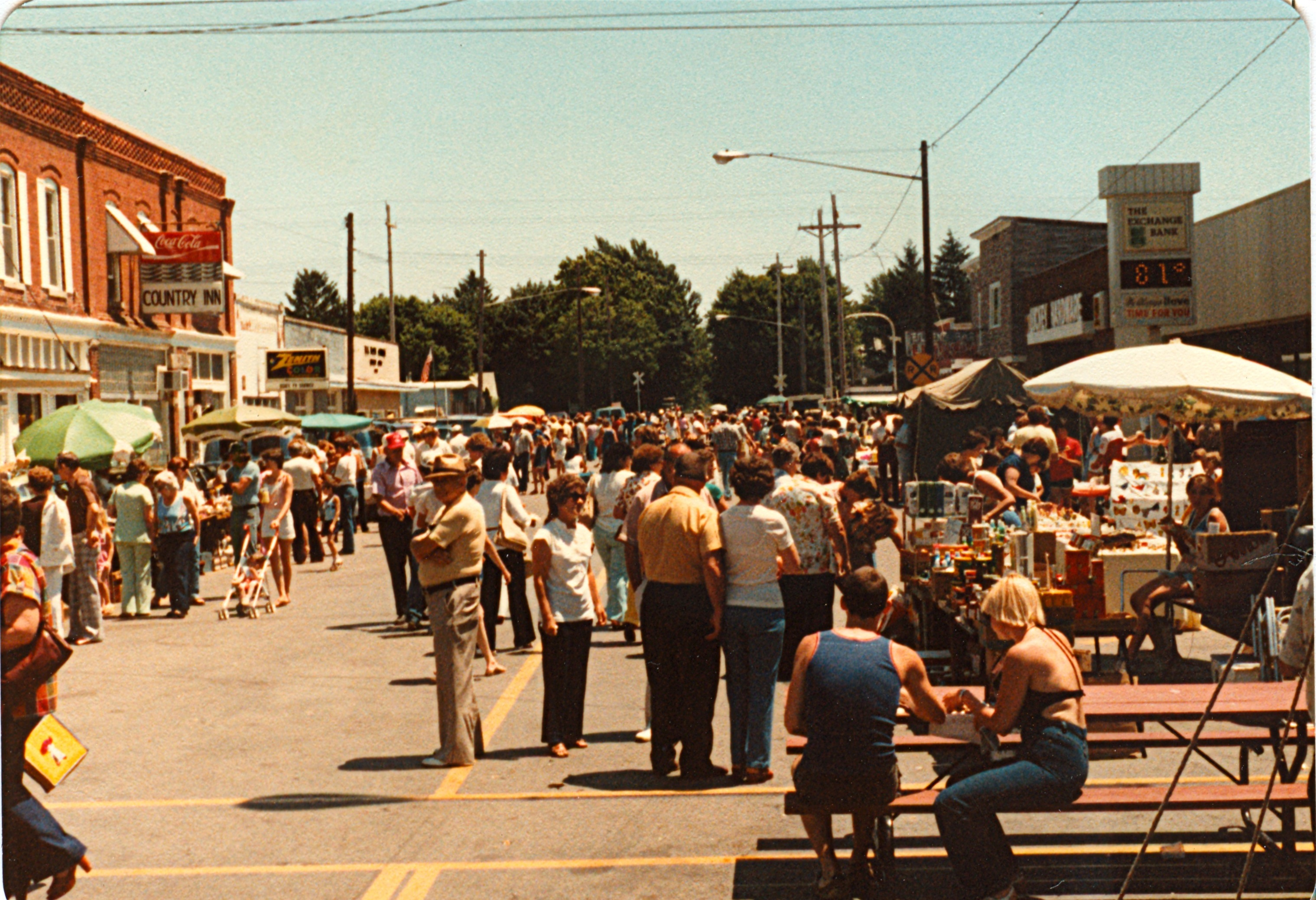 Luckey Centennial Celebration 1981