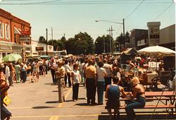 Luckey Centennial Celebration 1981