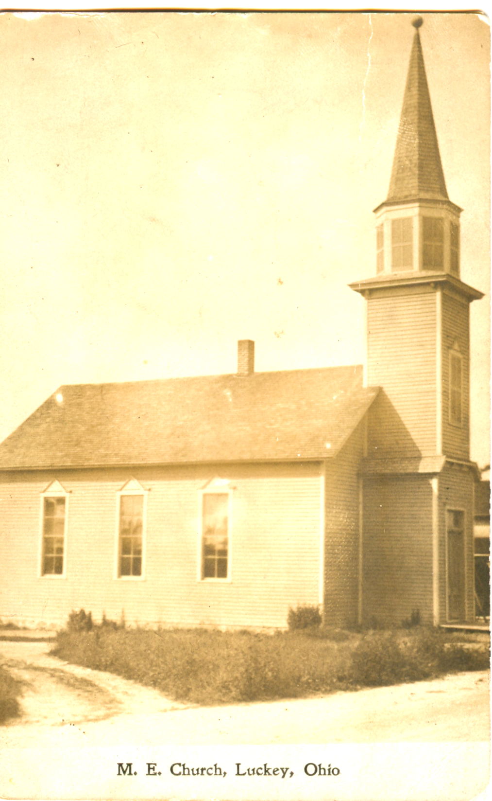 Faith Methodist Church on 582