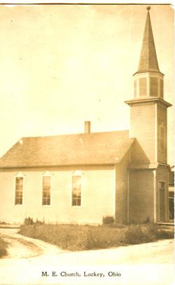 Faith Methodist Church on 582