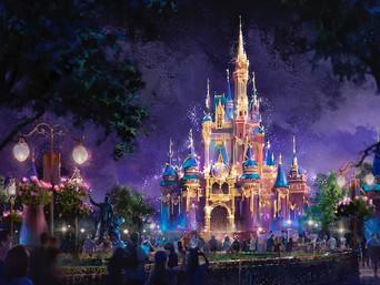 Disney anuncia detalhes da comemoração dos 50 anos de Walt Disney World