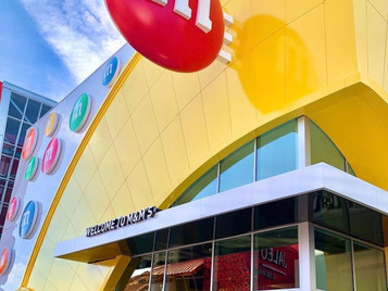 M&M's Store inaugura em Disney Springs