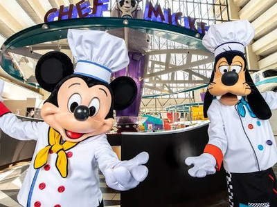 Disney atualiza política sobre uso de máscaras nos restaurantes