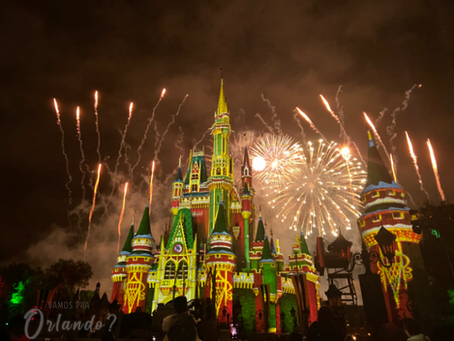 Mickey's Very Merry Christmas Party: a festa de Natal da Disney