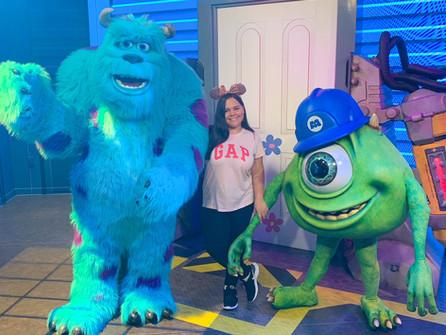 Encontro com personagens na Disney: saiba onde encontrá-los