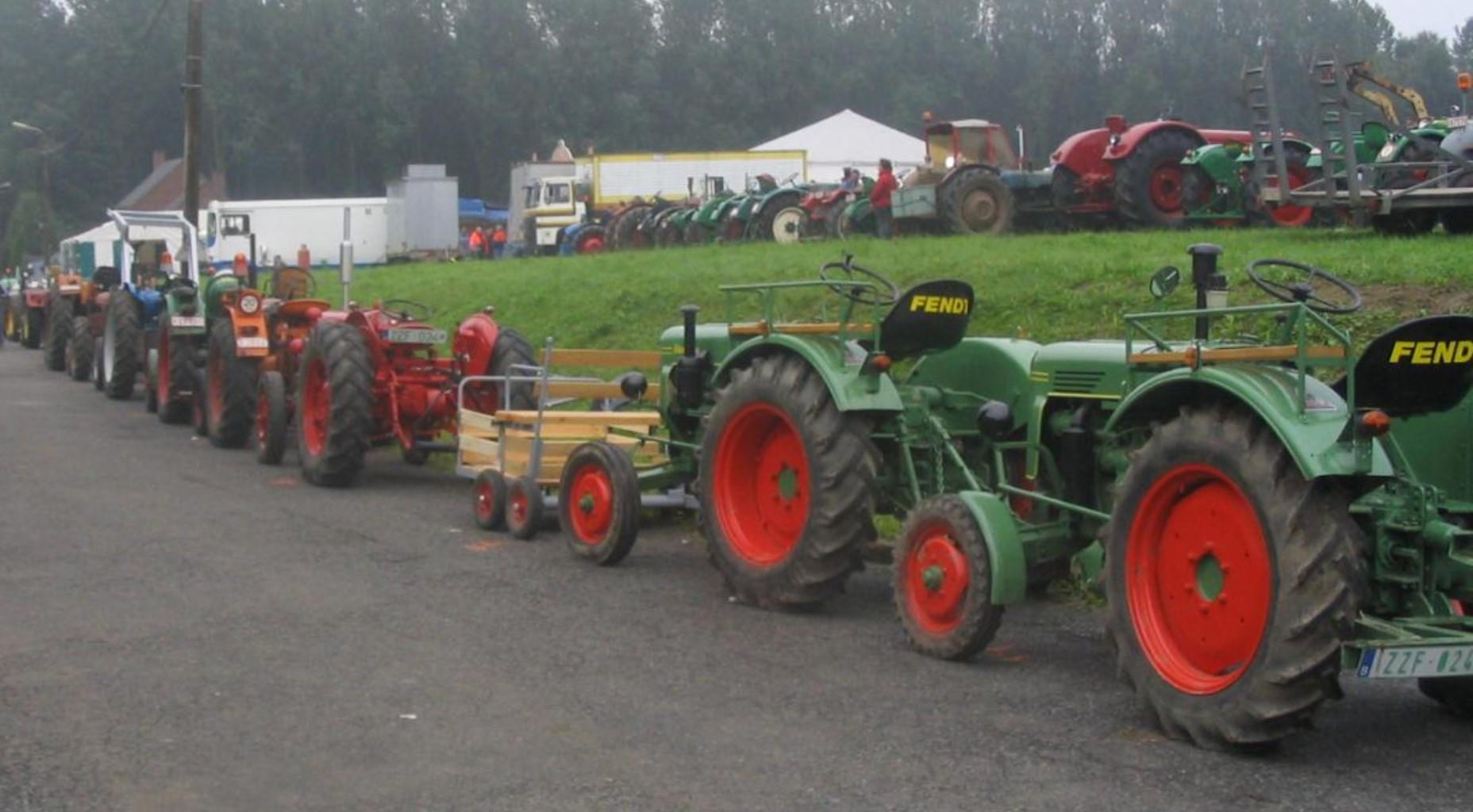 Concentration tracteur dès 10H